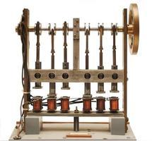 electric steam engine