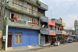Street in Colombo photo