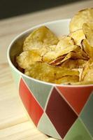 papas fritas en un tazón