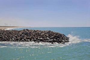 Costa de Dwarka consciente del medio ambiente
