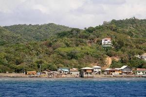 Honduras Coastline