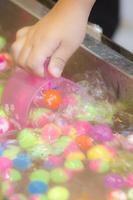 Rubber ball salvation photo