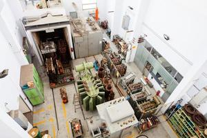 high voltage transformer photo