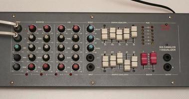 System mixer photo