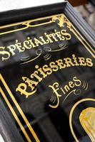 Pastry facade