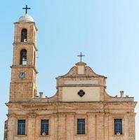 la antigua iglesia ortodoxa de san nicolás. foto