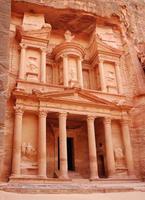 Petra temple photo