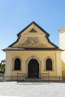 a capela do crânio