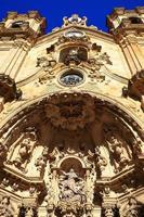 Santa Maria church-Donostia