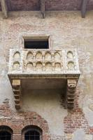 Balcony of Romeo and Juliet photo