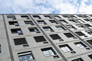 sky and facade photo