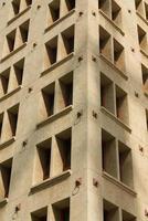 Facade of Modern Building photo