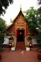 Temple in Chiang Rai photo
