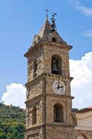 Mother church. Valsinni. Basilicata. Italy. photo