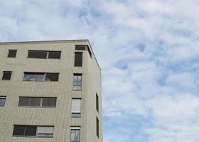 angle on facade photo
