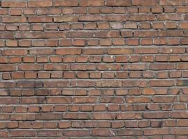 Brick wall masonry