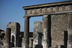 fórum romano de pompéia