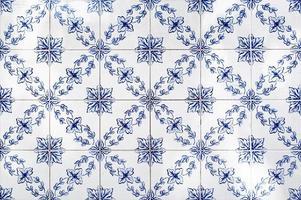 azulejos Portuguese tiles photo