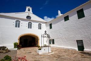 sanctuaire de Minorque mare de deu del toro