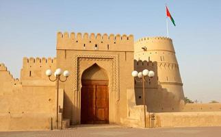 castillo de omán