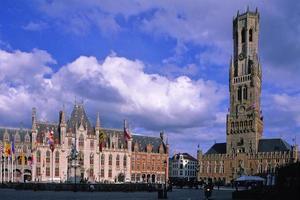 Bruges et son beffroi
