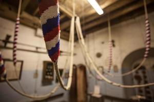 Bell ringers room photo