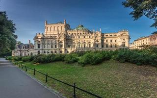 Juliusz Slowacki theatre in Krakow, Poland