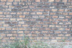 Old brick wall for background or texture