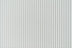 White wall paneling photo