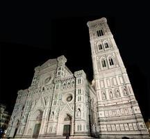 Facade of Santa Maria del Fiore photo
