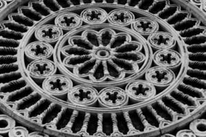 S t. Detalle de la iglesia de Chiara