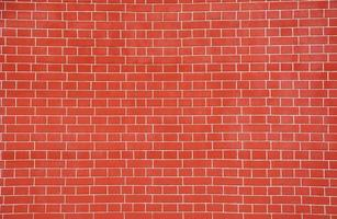 High resolution image of brick wall