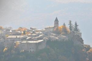 dorp perche de saint auban sur l'ouveze