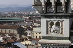 Andrea Orcagna tile on Santa Maria del Fiore photo