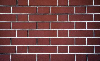 High resolution image of brick wall photo
