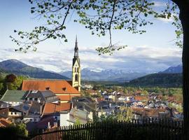 famous bavarian church