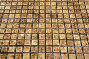 Grazed tiles background