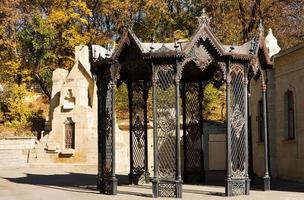 Iron Fence photo