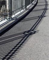 geometry shadow in Rome near Circo Massimo photo