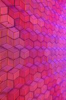 cubismo 3d foto