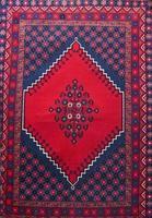 alfombra tunecina foto
