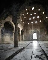 Baños árabes del siglo XI foto
