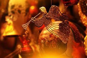 christmas herald angel