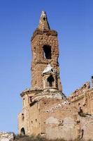 Belchite village destroyed during the Spanish Civil War photo