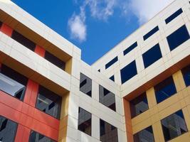colourful building blocks photo