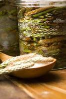 médecine naturelle - sirop de pousses de pin