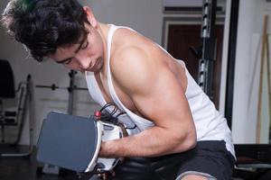 gym boy photo