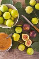 Sweet figs.