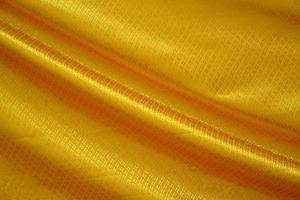 Gold fabric texture photo