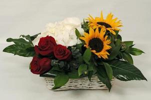 arreglo floral foto